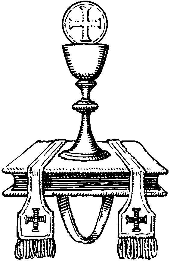 Prayer For Priests Sacerdotus
