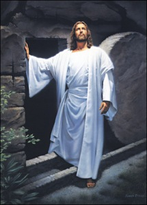 Easter Sunday - Christ is Risen! Alleluia Alleluia!