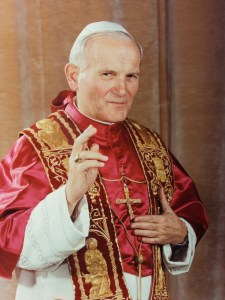 Blessed John Paul II - 1st Year Anniversary