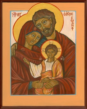 Image result for black holy family art