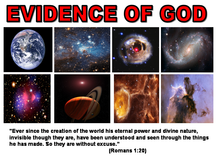 an analysis of proof of the existence of god Analysis the existence of god – logically proven for more undeniable proof of the existence of god, be sure to read my booklet does god exist.