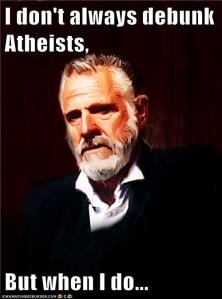 ATHEISM IS STUPID II