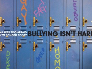 Bullying of Gay Students Down