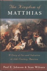 Book Review:  The Kingdom of Matthias