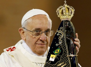 Pope To Consecrate World