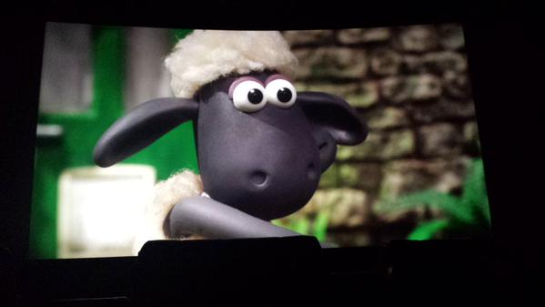 I Have Just Left The Movie Theater After Watching Shaun Sheep With My Nephew He Has Been Introducing Me To These New Characters